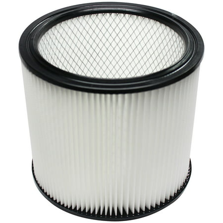 Replacement Shop-Vac Lowe's Wet/Dry Vac 592-06-11 Vacuum Cartridge Filter - Compatible Shop-Vac 90304 Cartridge Filter - image 1 de 4
