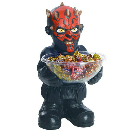 Star Wars Adult Darth Maul Candy Holder Halloween Costume Accessory - Halloween Candy Buckets