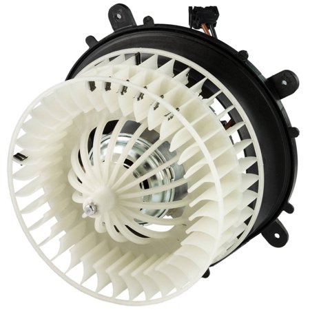 Mercedes Benz S430 Tire - TOPAZ 2208203142 Blower Motor Assembly for Mercedes Benz CL500 CL55 AMG CL600 S350 S430 S500 S600