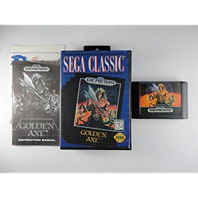 Golden Axe Sega Genesis by