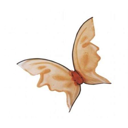 Costumes For All Occasions Fw90456Or Wings Butterfly Orng Hot Color](Scene Wigs For Sale)