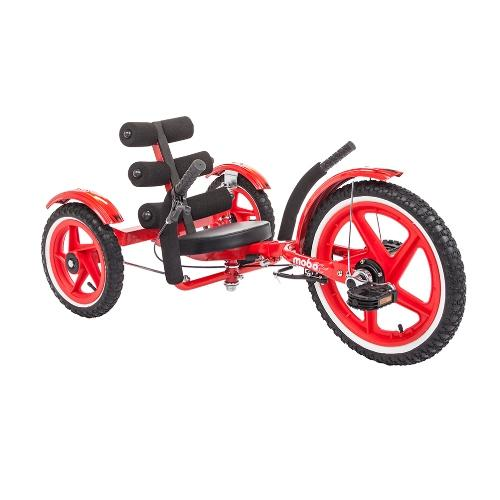 Mobo Cruiser Trike - Mobito Sport, Red