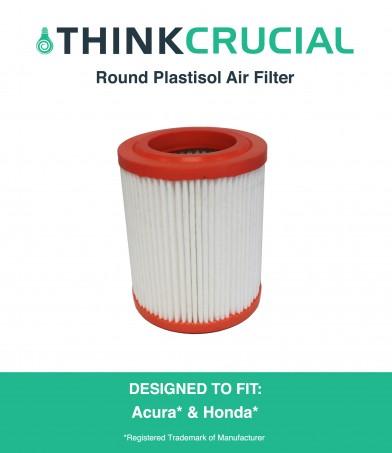 Mann Air Filter Element For Honda Stream 2.0 16V