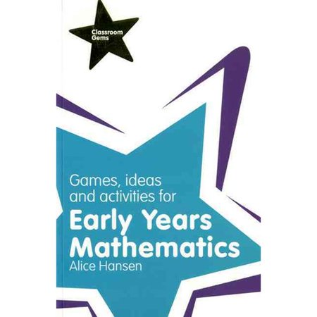 Games  Ideas   Activities For Early Years Mathematics