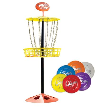 Mini Frisbee Golf Set - Outdoor Golf Decor