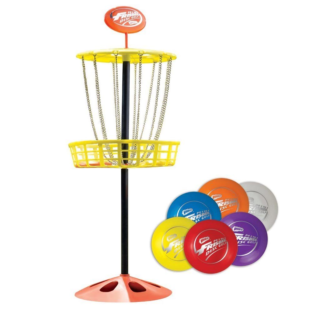 Mini Frisbee Golf Set