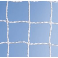 Set of 2 2 mm. Knotless Nylon Lacrosse Nets in White