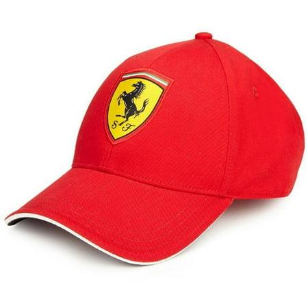 Ferrari Kid's Classic Cap in Red (Wer Hat Ferrari)