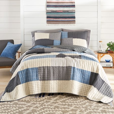 Better Homes & Gardens Patchwork Bedding