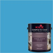 Overboard, KILZ Complete Coat Interior/Exterior Paint & Primer in One, #RD280-01