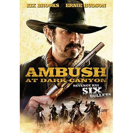 - Ambush at Dark Canyon (DVD)