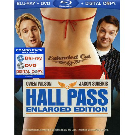 Hall Pass (Enlarged Edition) (Blu-ray)