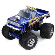Super Clod Buster 4WD Truck Kit Multi-Colored