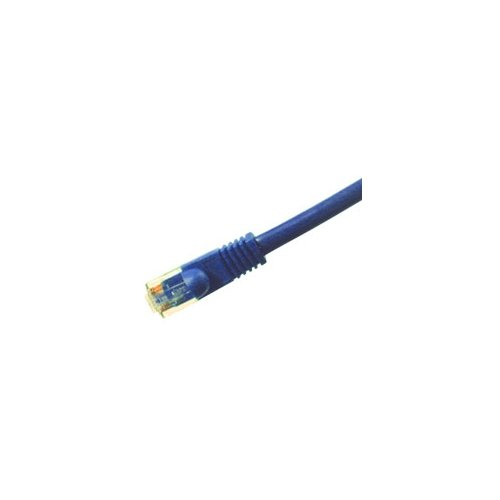 Comprehensive Cat6a 600'' Shielded Patch Cable in Blue