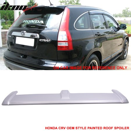 Fits 07-11 Honda CRV OE Factory Style Trunk Spoiler - - Lighted Spoiler