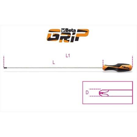 Beta Tools 012620206 1262L Ph 1 x 400 mm. Screwdrivers Long Series - image 1 of 1