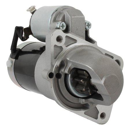 DB Electrical SMT0450 Starter for 3 0L Mitsubishi-Fuso Canter FE125, FE160,  FE180 2012 2013 12 13 M1T31071, M1T31072, MK663008 2KW CW Rotation PLGR