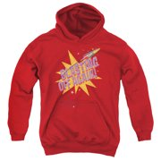 Astro Pop Blast Off Big Boys Pullover Hoodie