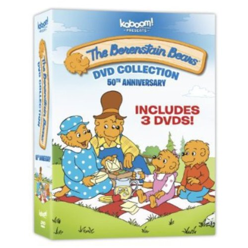 The Berenstain Bears DVD Collection (50th Anniversary)