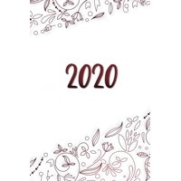 """2020: Your personal organizer 2020 with cool pages of life - personal organizer 2020 - weekly and monthly calendar for 2020 in handy pocket size 6x9"""" with great motif (Paperback)"""