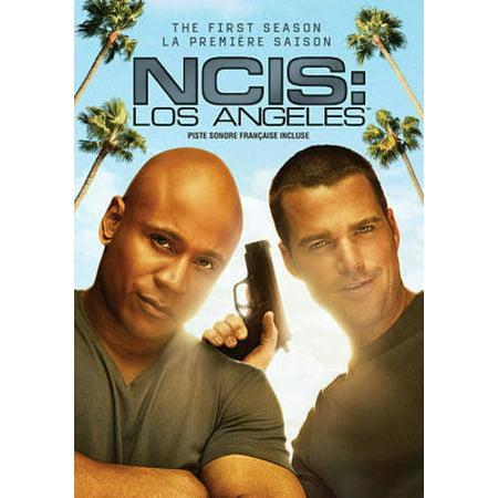 NCIS: LOS ANGELES - THE FIRST SEASON [DVD BOXSET]