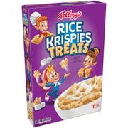 Kellogg's Rice Krispies Treats Breakfast Cereal, Original, 11.6 Oz