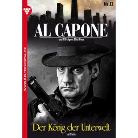 Al Capone 12 - Kriminalroman - eBook