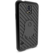 Samsung Galaxy S5 Custom Stuart Silhouette 3D Printed Phone Case - Despicable Me - Stuart Silhouette