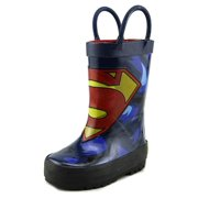 Western Chief Kids Limited Edition Printed Rain Boots (Toddler/Little Kid) Superman Forever