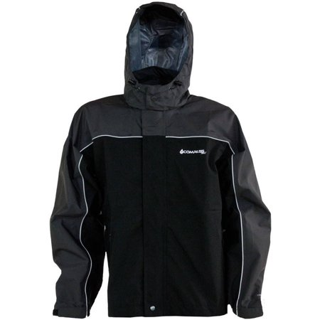 Compass 360 RoadForce Reflective Riding Jacket, Slate/Black