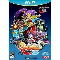 Shantae: Half Genie Hero Risky Beat for Nintendo Wii U