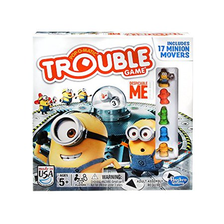 Gaming Trouble Despicable Me Board Game - image 3 de 3