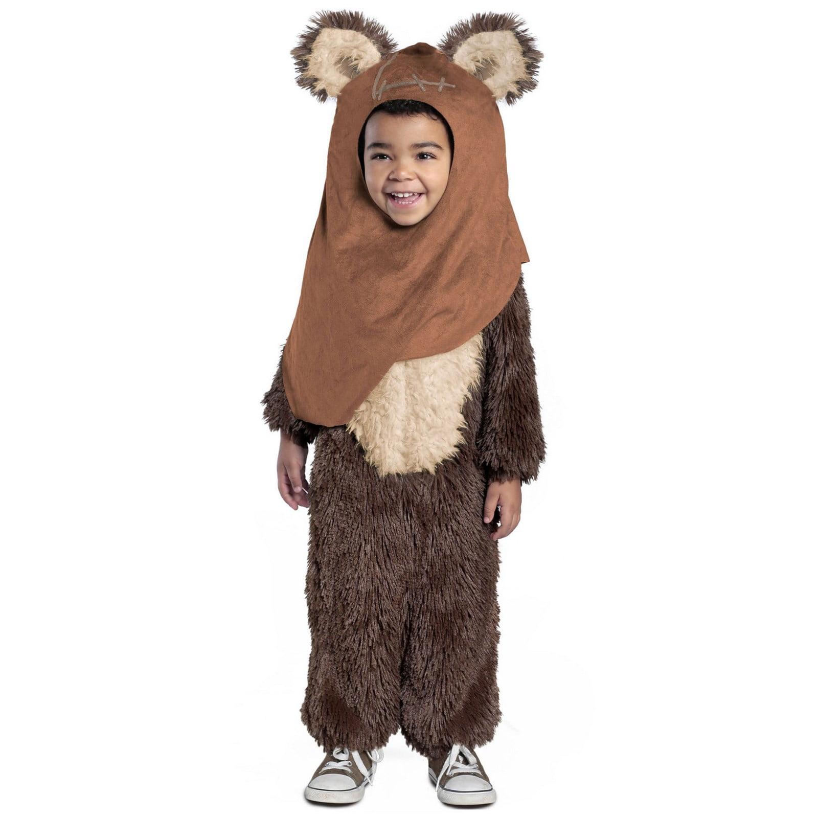 Classic Star Wars Premium Toddler Wicket Halloween Costume
