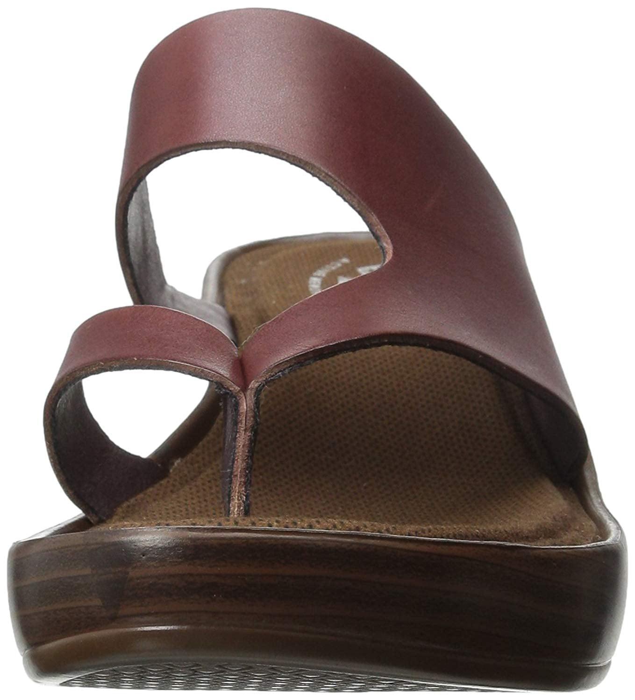 Eastland Womens Laurel Leather Open Toe Casual Platform - image 1 of 2