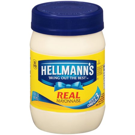 Hellmanns Real Mayonnaise  15 Fl Oz