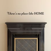 Belvedere Designs LLC There's No Place Like Home Wall Quotes  Decal