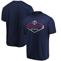 Washington Wizards Majestic Appreciate the Journey Showtime Cool Base T-Shirt - Navy