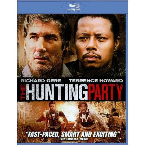 The Hunting Party (Blu-ray) (Widescreen)