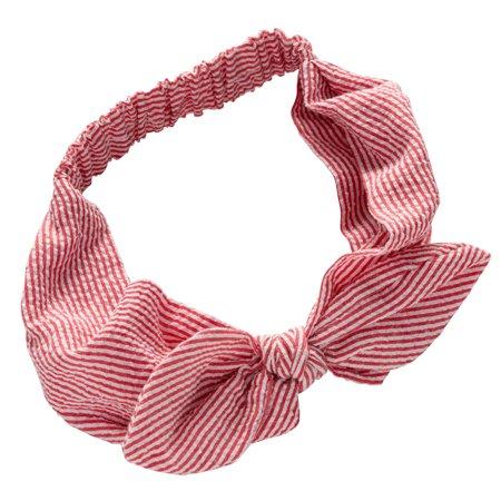 Lokks™ Red Stripe Bow