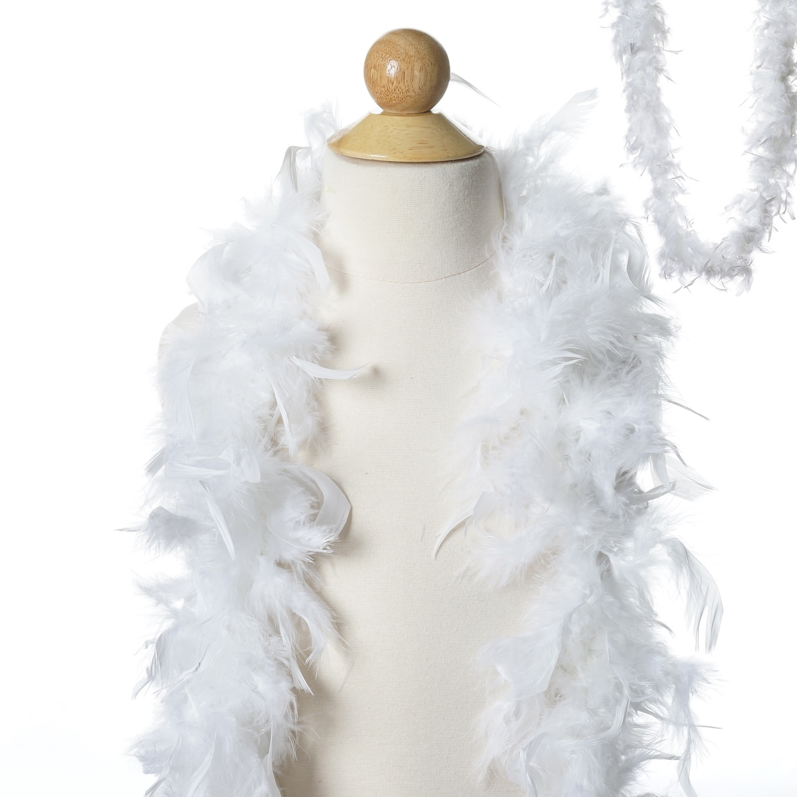 BalsaCircle 6 feet Large Feather Boa Wedding Decoration