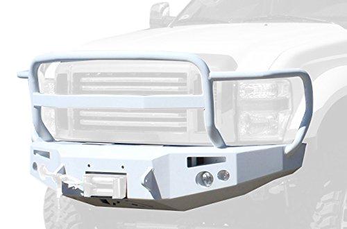 Fab Fours FS08-A1950-1 Heavy Duty Winch Bumper by FAB FOURS