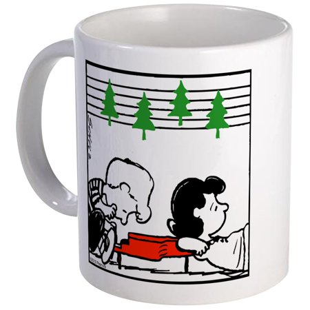 Melody Coffee (CafePress - Christmas Tree Melody Mug - Unique Coffee Mug, Coffee Cup CafePress )