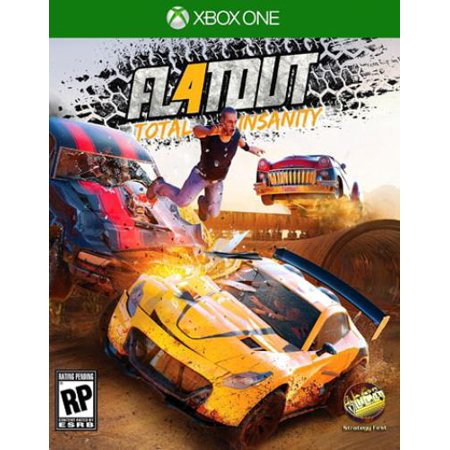 Strategy First FlatOut 4 (Xbox One)