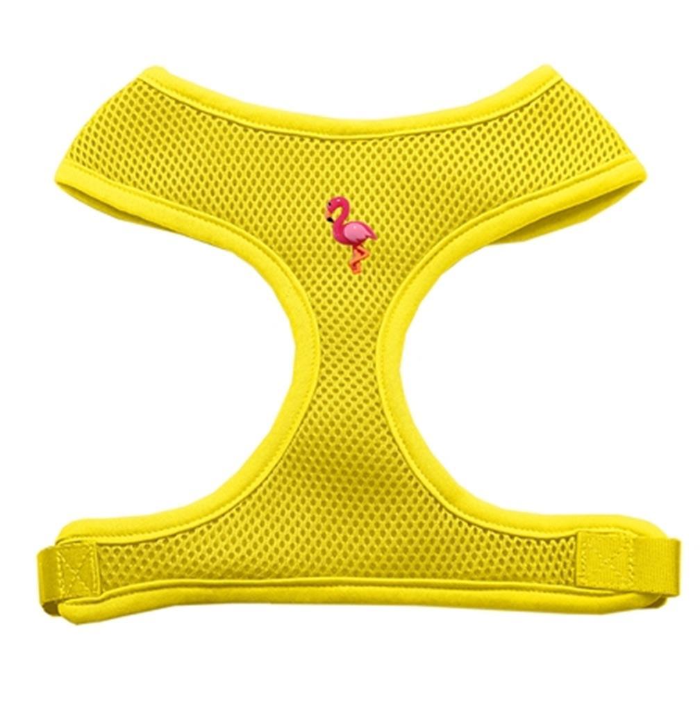 Pink Flamingo Chipper Yellow Harness Small - image 1 de 2