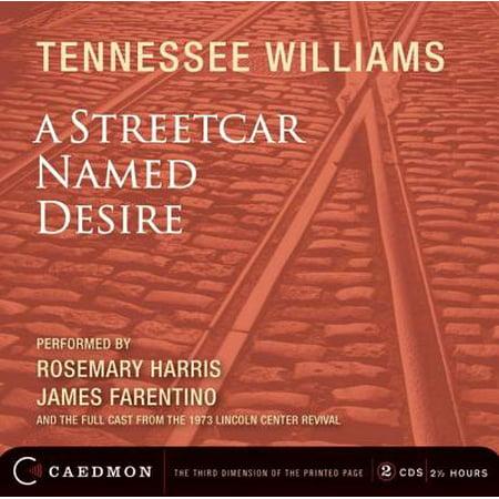 A Streetcar Named Desire - Audiobook