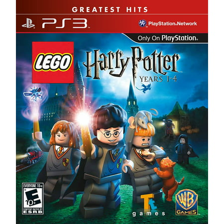 Warner Bros. Lego Harry Potter: Years 1-4 (PS3)