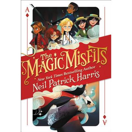 The Magic Misfits (Hardcover)