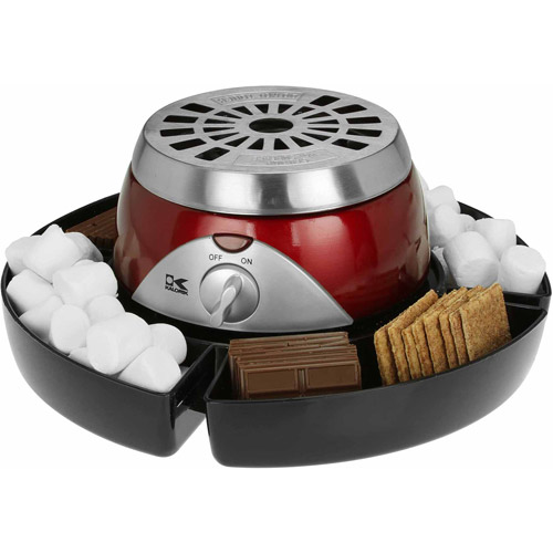 Kalorik S'mores Maker, Red
