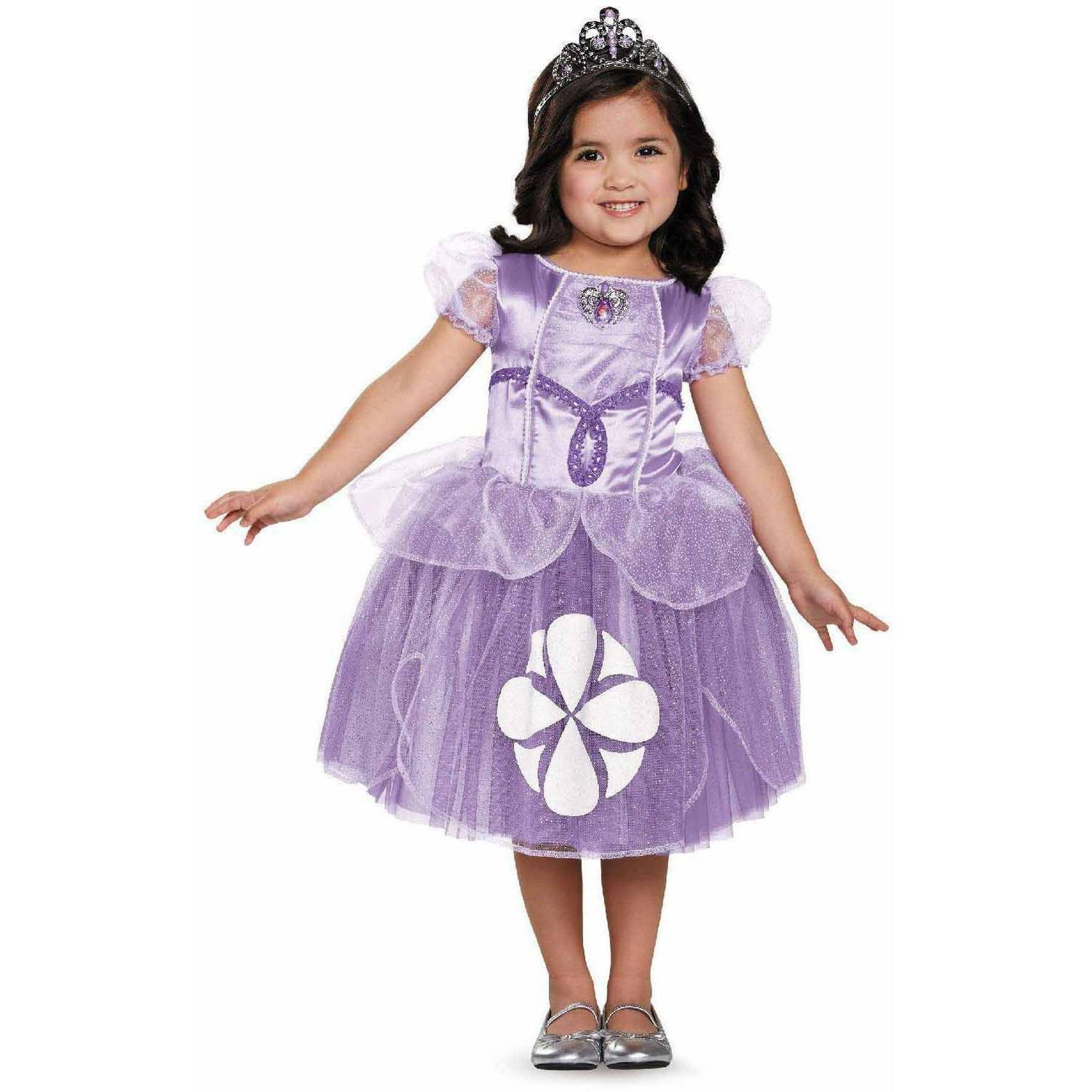 Sofia the First Deluxe Tutu Child Halloween Costume