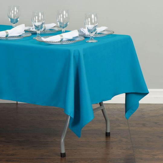3PK 60 x 102 in. Rectangular Polyester Tablecloth ...